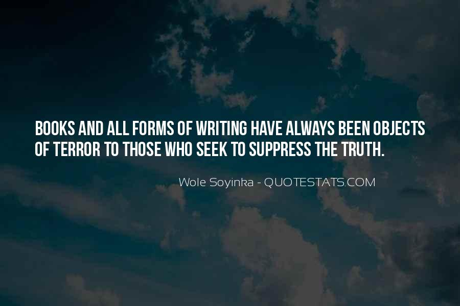 Quotes About Wole Soyinka #615438