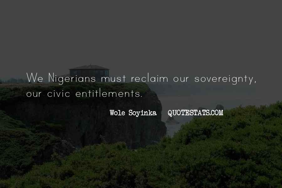 Quotes About Wole Soyinka #643226