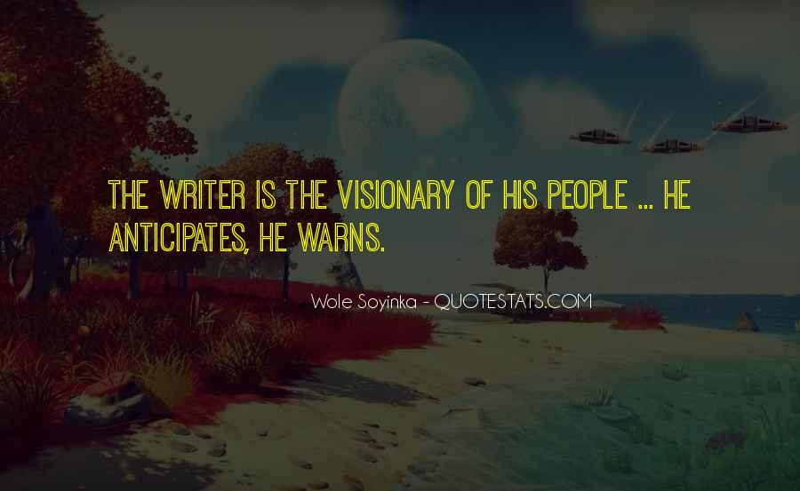 Quotes About Wole Soyinka #655097