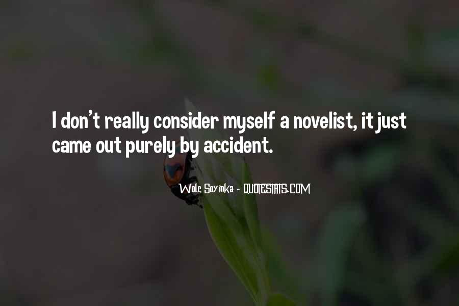 Quotes About Wole Soyinka #667434
