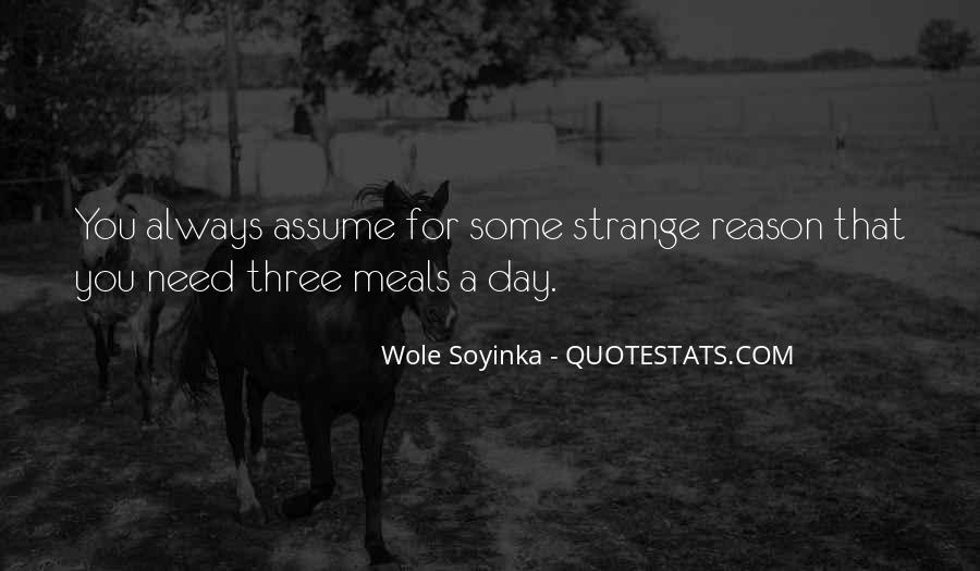 Quotes About Wole Soyinka #759958