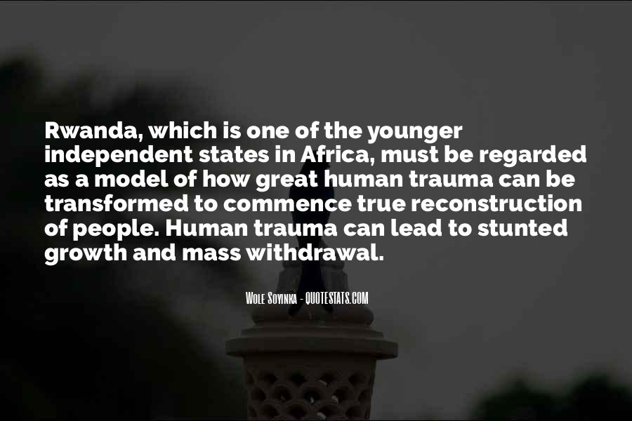 Quotes About Wole Soyinka #782726