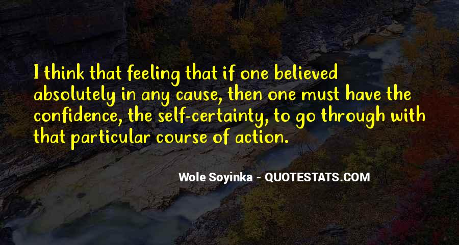 Quotes About Wole Soyinka #811219