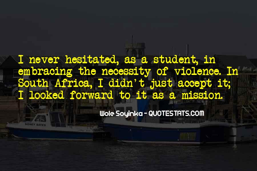 Quotes About Wole Soyinka #81899