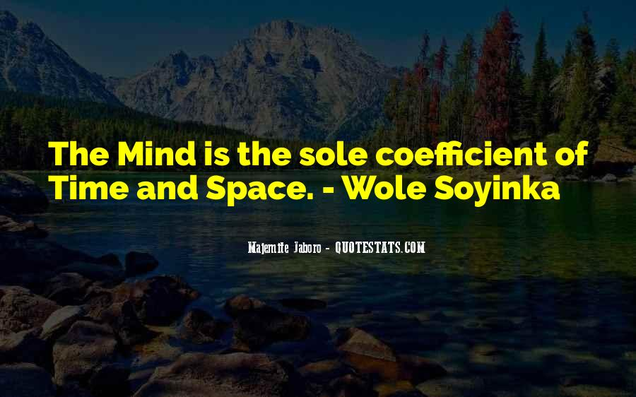 Quotes About Wole Soyinka #945657