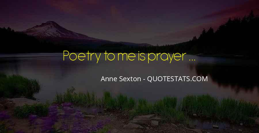Quotes About Anne Sexton #127953