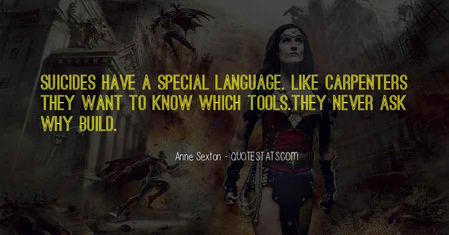Quotes About Anne Sexton #156205