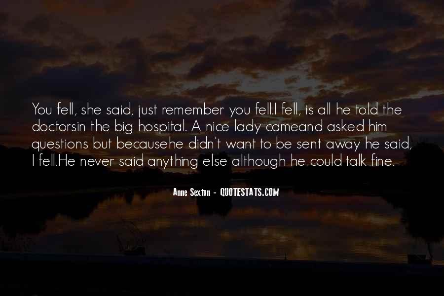 Quotes About Anne Sexton #211778