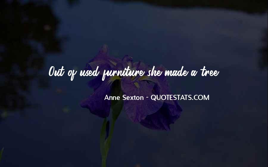 Quotes About Anne Sexton #228706