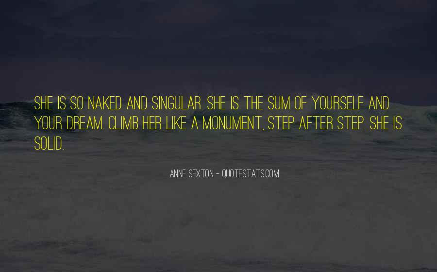 Quotes About Anne Sexton #379643