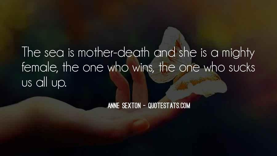 Quotes About Anne Sexton #38286