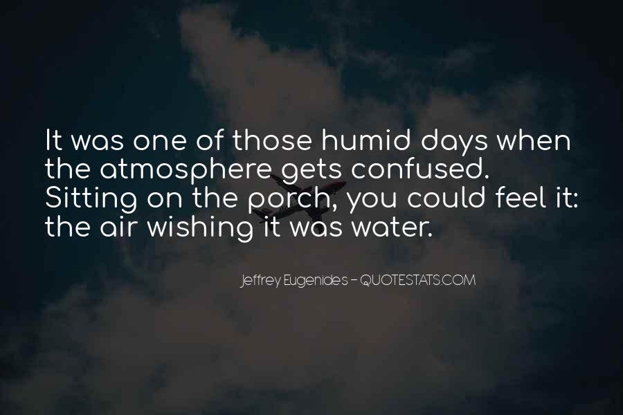 Porch Sitting Quotes #1496782
