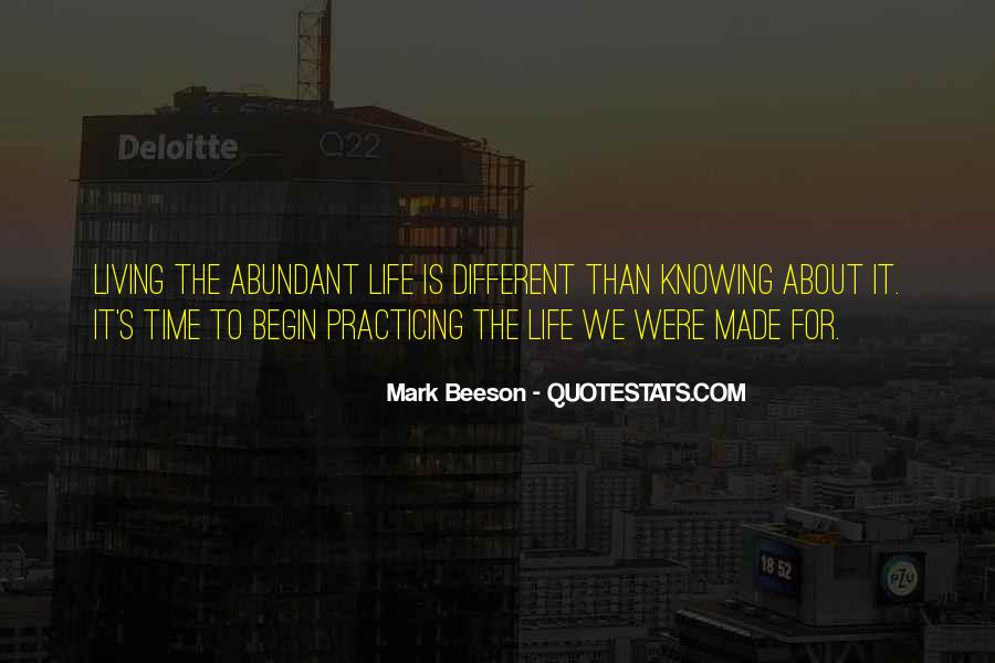 Quotes About About Living Life #147933