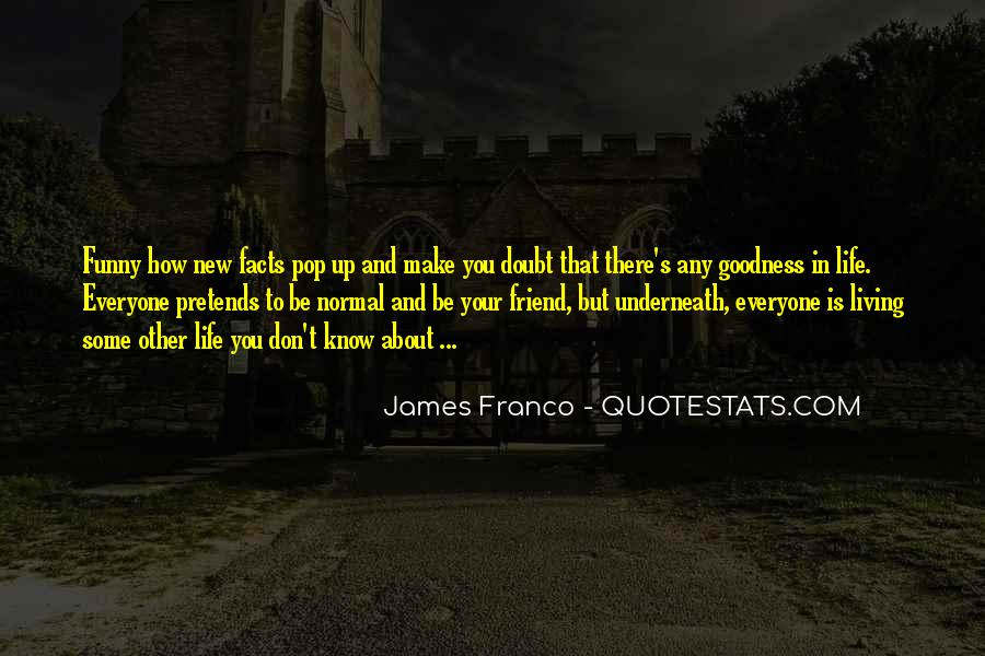 Quotes About About Living Life #248039