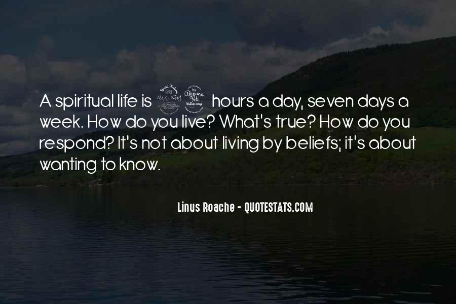 Quotes About About Living Life #251942
