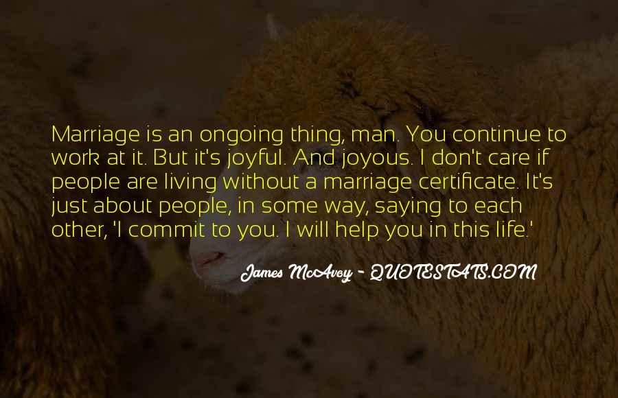 Quotes About About Living Life #269141