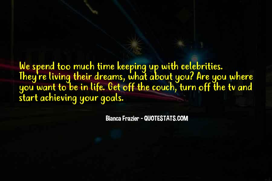 Quotes About About Living Life #51679