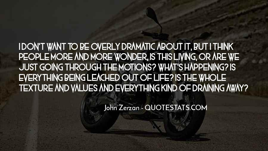 Quotes About About Living Life #97092