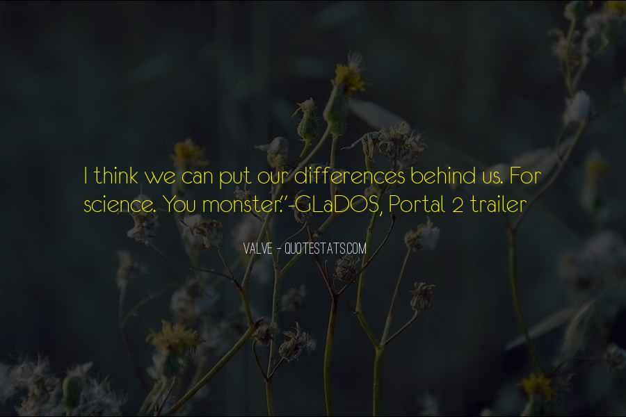Portal Best Glados Quotes #1459842