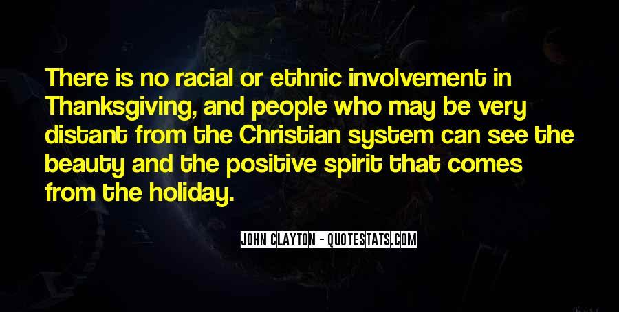 Positive Ethnic Quotes #399462