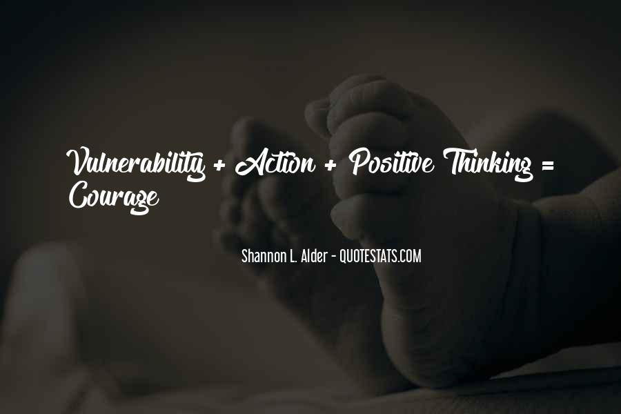 Positive Forward Thinking Quotes #300266