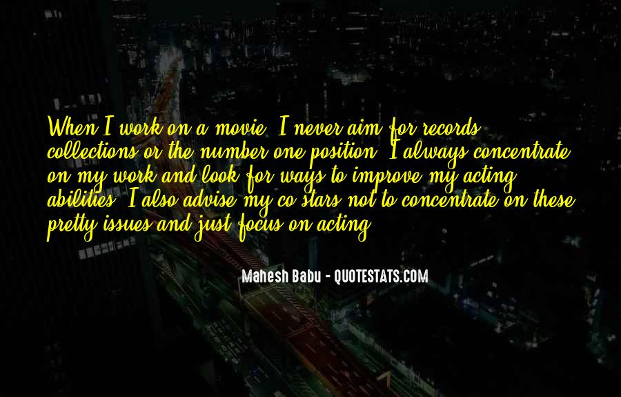 Quotes About Babu #104675