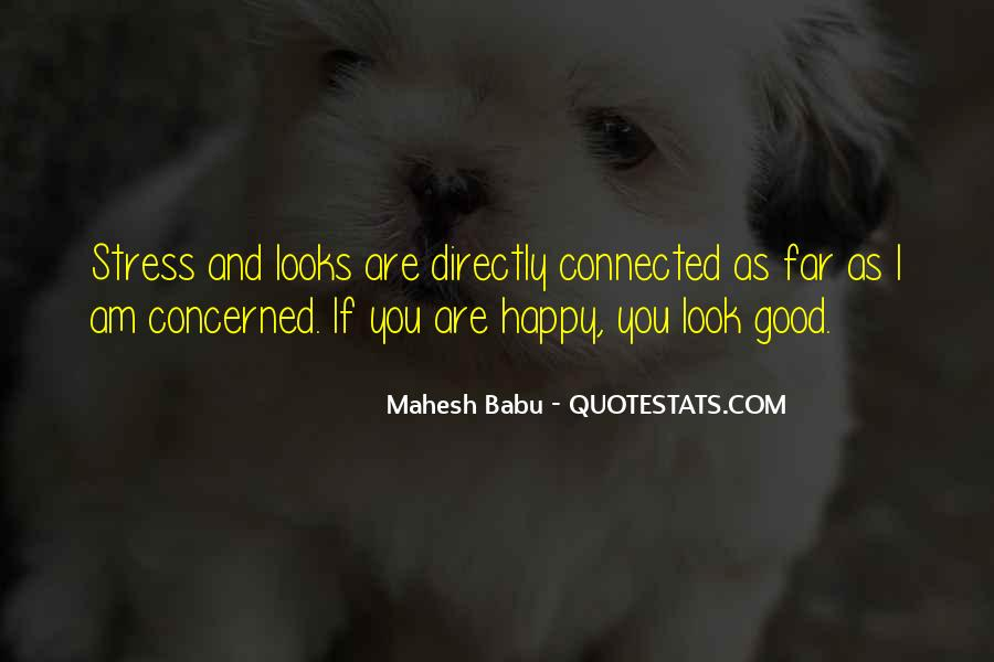 Quotes About Babu #1449481