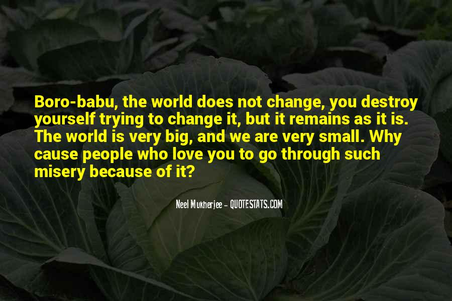 Quotes About Babu #1710035