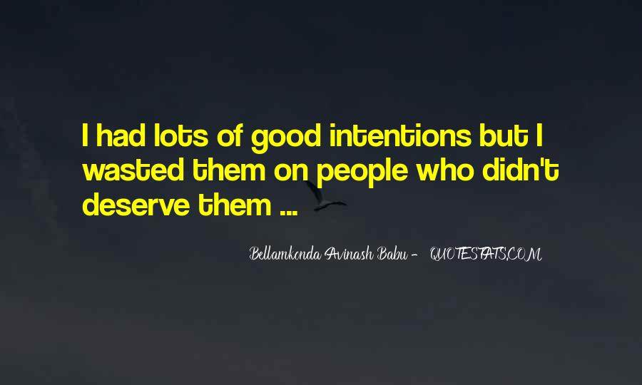 Quotes About Babu #178459