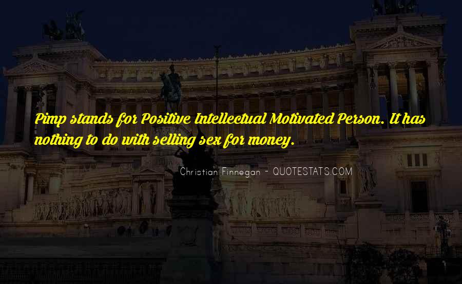 Positive Selling Quotes #1627399