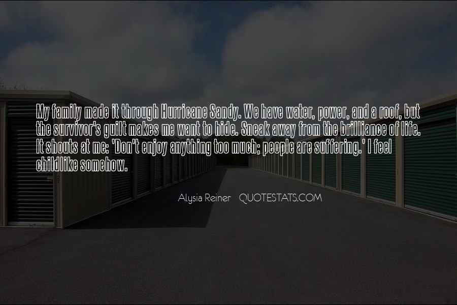 Quotes About Survivor Guilt #642585