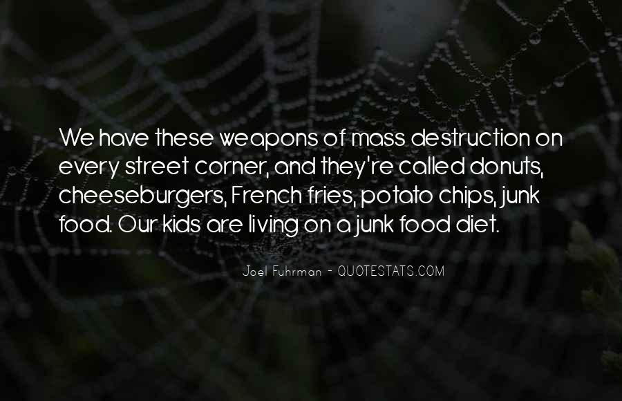 Potato Fries Quotes #1765537