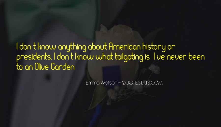 Quotes About American Presidents #1321803