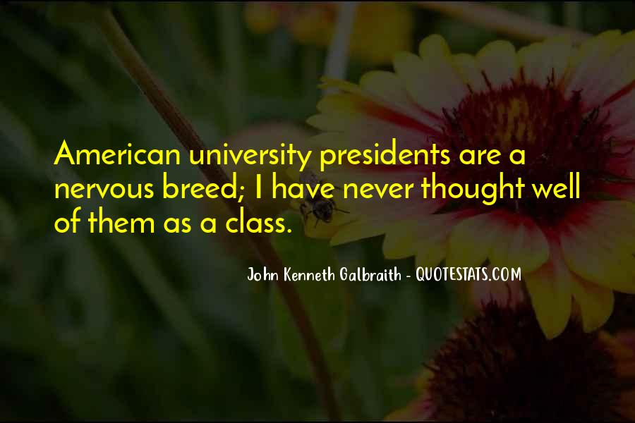 Quotes About American Presidents #1668935