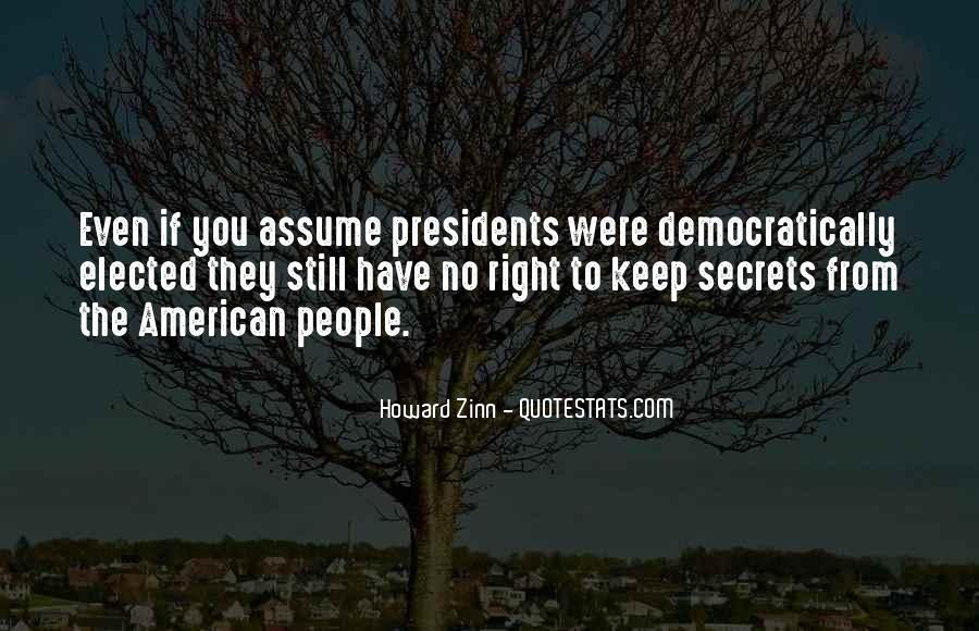 Quotes About American Presidents #2090