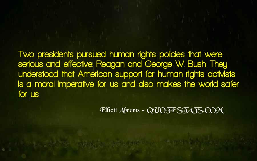 Quotes About American Presidents #648293