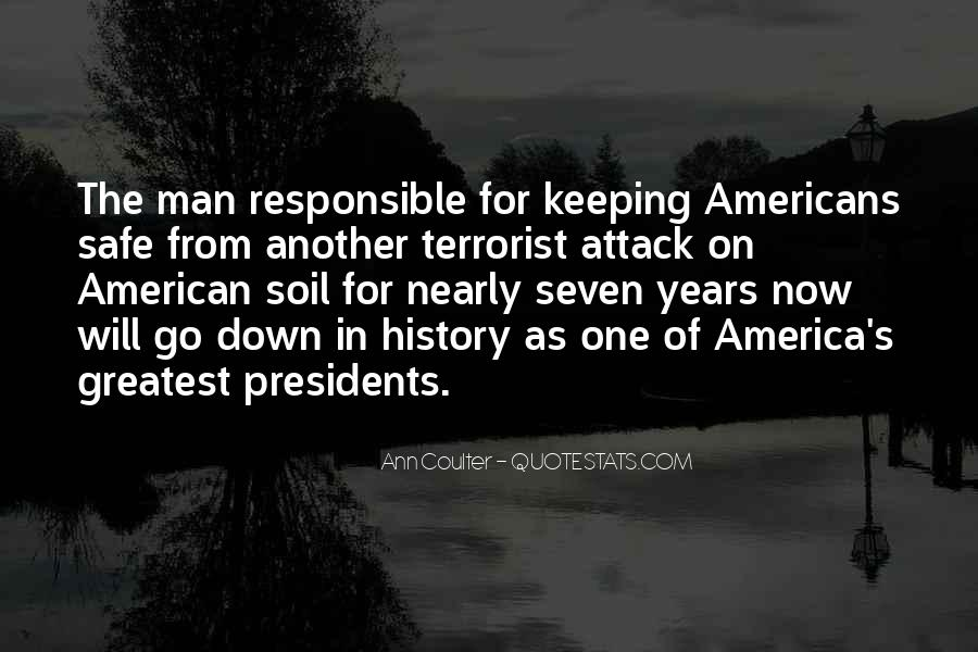 Quotes About American Presidents #767618
