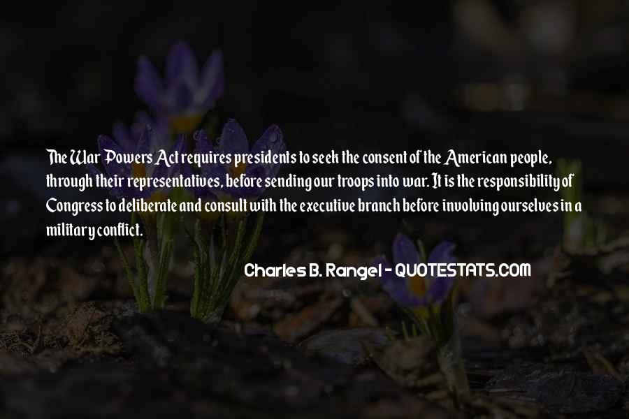 Quotes About American Presidents #78784