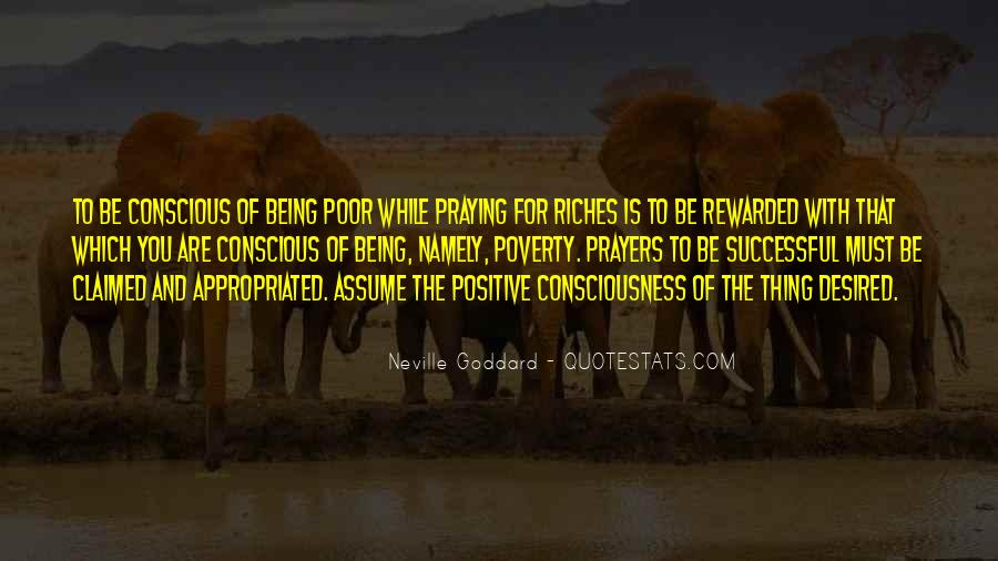Poverty To Riches Quotes #1145818