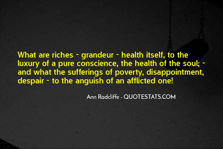 Poverty To Riches Quotes #1858306