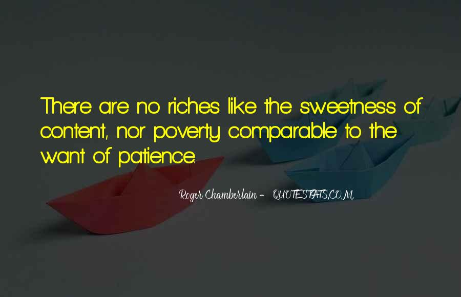Poverty To Riches Quotes #41798