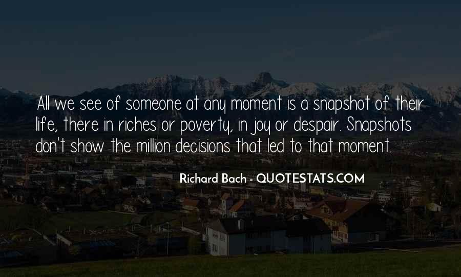 Poverty To Riches Quotes #814597