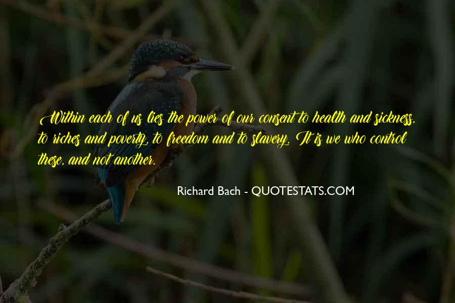 Poverty To Riches Quotes #923642
