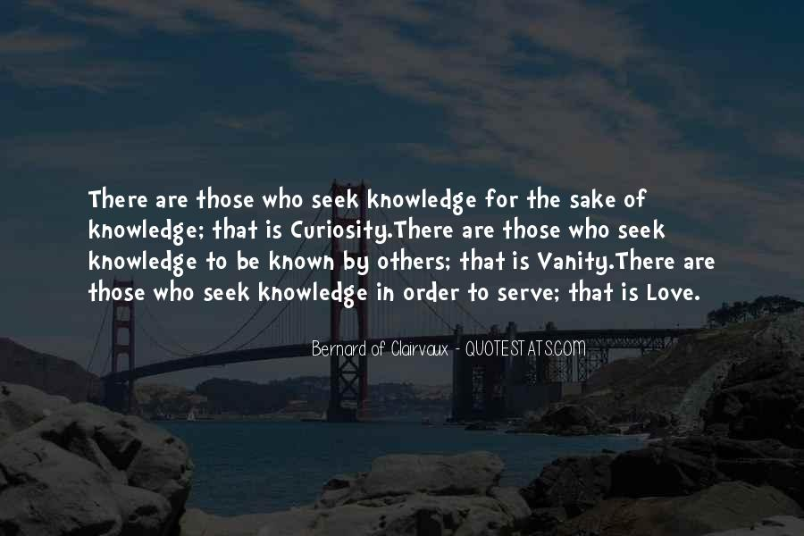 Power Is Knowledge Quotes #16284