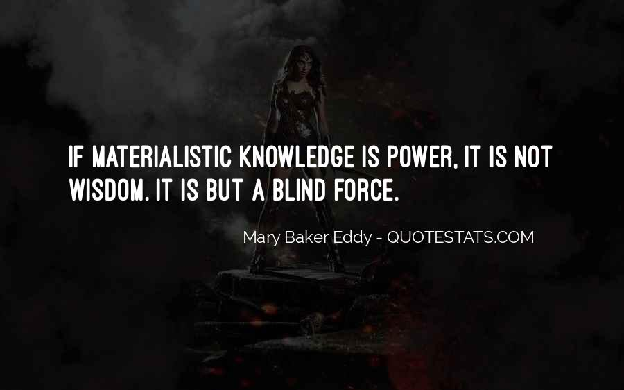 Power Is Knowledge Quotes #257166