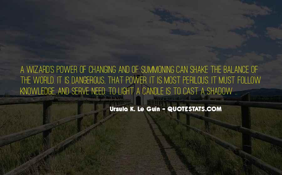 Power Is Knowledge Quotes #270785