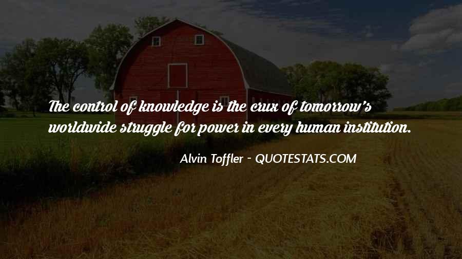 Power Is Knowledge Quotes #96856