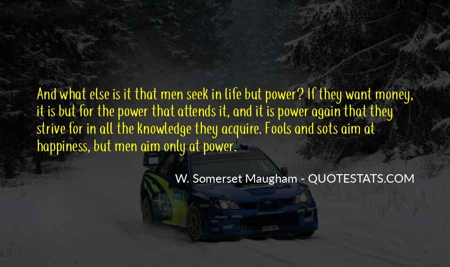 Power Is Money Quotes #123649
