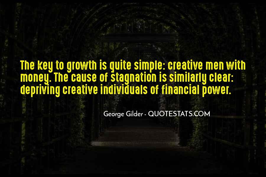 Power Is Money Quotes #17707
