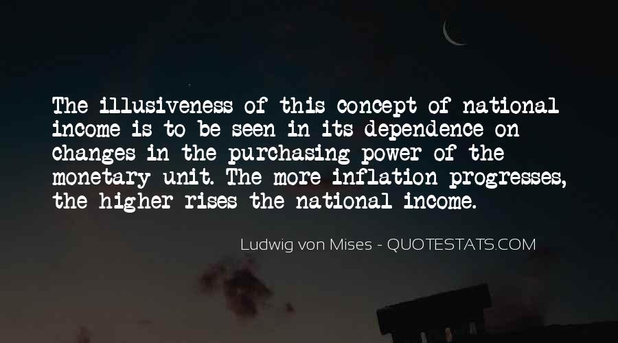 Power Is Money Quotes #218310